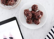 Raw, No-Bake Energy Bites