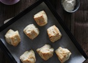 Flaky, Buttery Scones