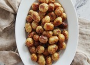 New Roasted Potatoes Salad with Creamy Aïoli