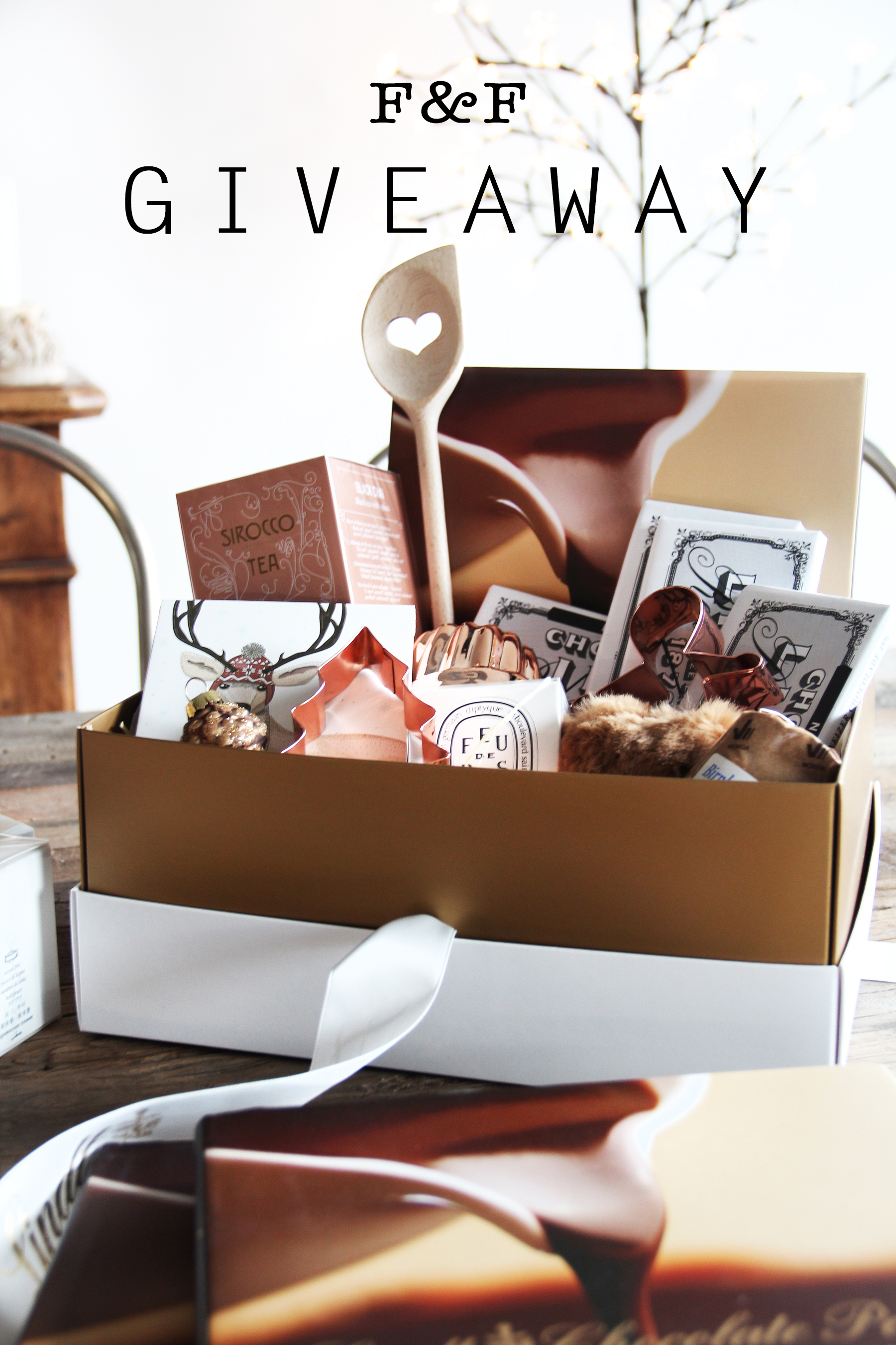 F&F Holiday Box Give Away 2 FONT2