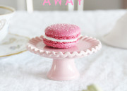 Roses, Macarons, Bling... and a Give Away