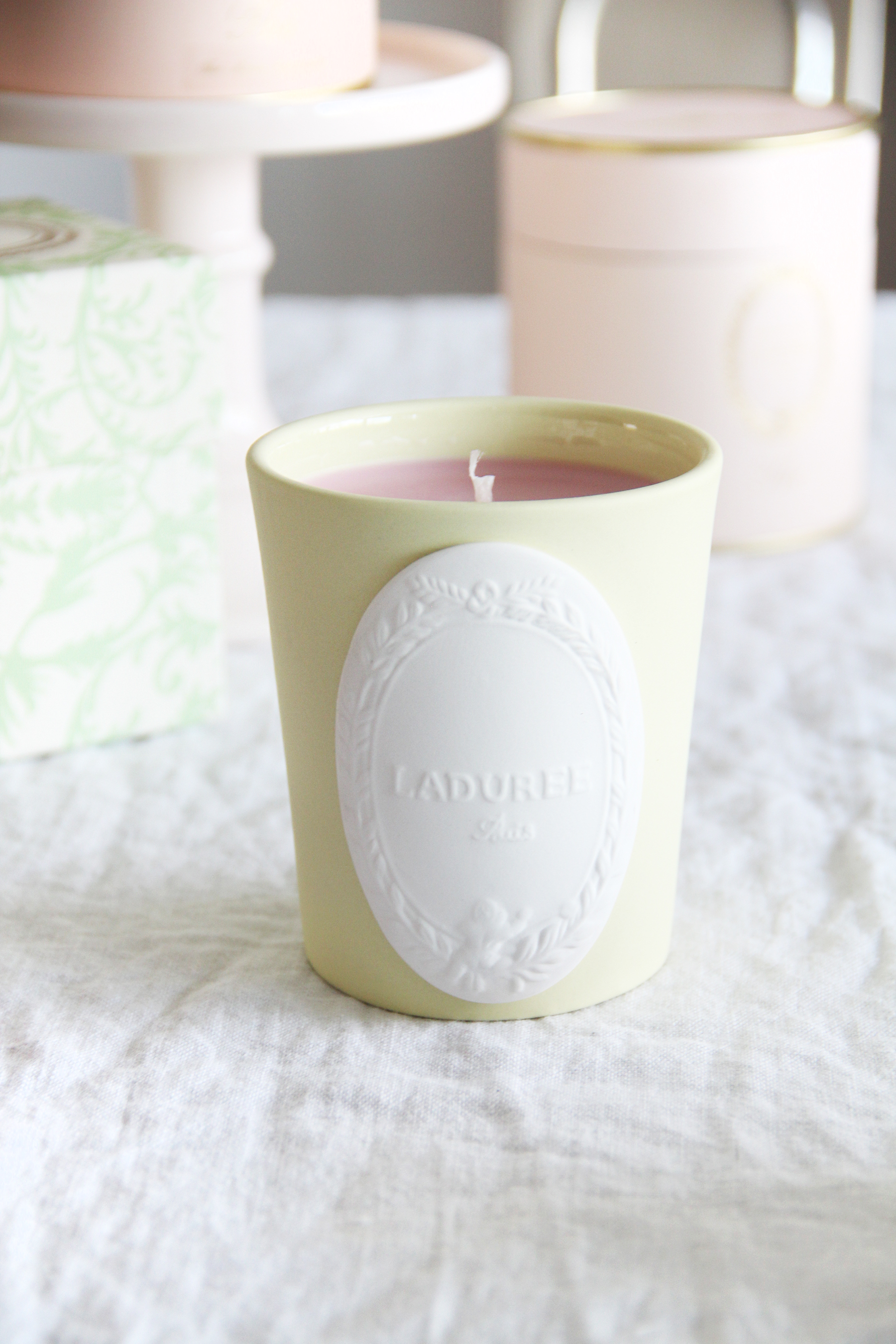 Laduree Candle Giveaway