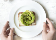 Avocado Rose (on Toast)