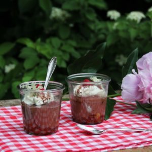 Simple Chocolate Pudding – For Grown-Ups