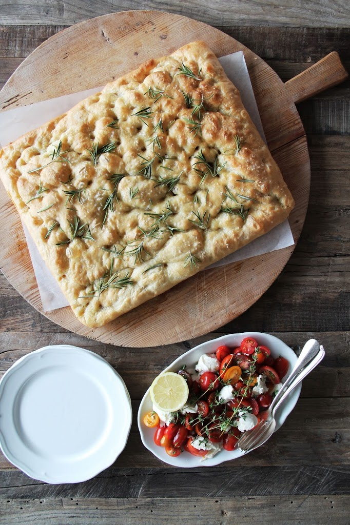 World's Best Focaccia