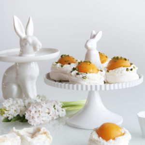 Easter Fried Egg Pavlova