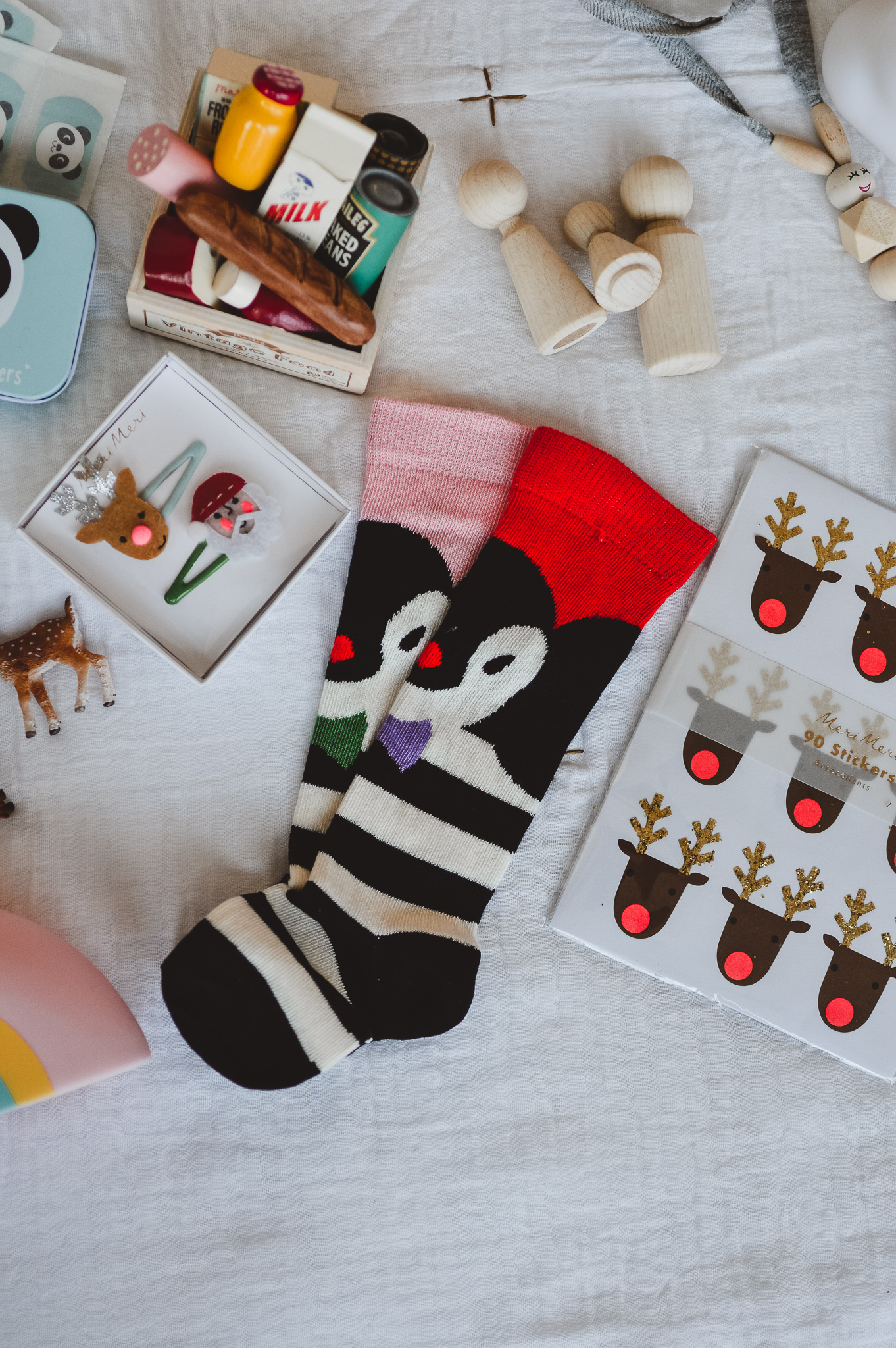 24 Ideen für den Adventskalender // 24 stocking stuffer ideas
