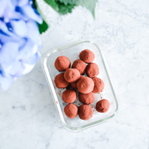 Chocolatey Bliss Balls