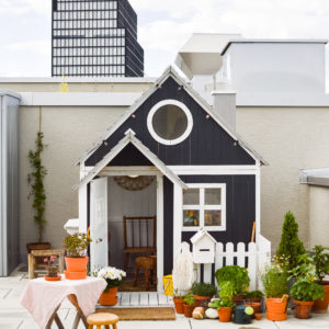 Little House, Little Garden